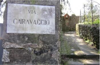 Rapallo - Santuario di Caravaggio - Ruta di Camogli