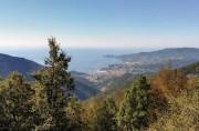 Montallegro - Monte Pegge - Manico del Lume - Caravaggio - San Pietro di Novella