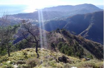 S. Andrea di Foggia - Chignero - Pendici Est - Manico del Lume