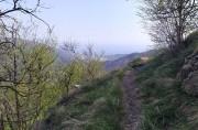 Chignero - Pendici Monte Bello - Monte Bello - Monte Borgo - Passo Serra 3d