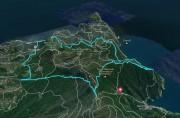 Nozarego - Costa d'Aria - Base 0 - Olmi - Gave- Nozarego