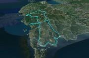 Paraggi - Molini - Olmi - Crocetta - Ghidelli - Base 0 - Cala degli Inglesi - Portofino - Paraggi