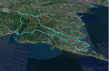 Portofino - Paraggi - Pietre strette - San Fruttuoso - Portofino
