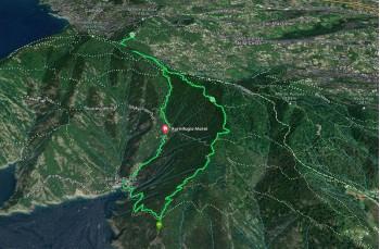 Portofino Vetta - Base 0 - San Fruttuoso - Pietre strette - Portofino Vetta