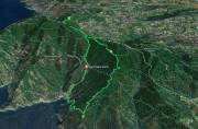 Portofino Vetta - Base 0- Portofino - Paraggi - Molini - Olmi - Portofino Vetta