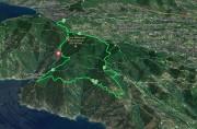Portofino vetta - Pietre strette - Molini - Base 0 - Prato - Portofino Vetta