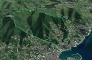 Mappa Rapallo - Sant'Ambrogio - Montallegro - Rapallo