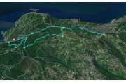 Ruta - Pietre Strette - Felciara - Bocche - Dolcina - Ruta