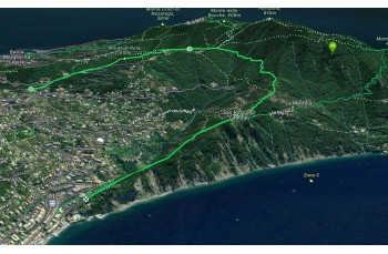 Ruta - Portofino Vetta - Gaixella - San Rocco - Camogli