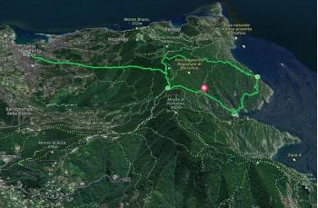 Trekking Santa Margherita Ligure - Pietre strette - San Fruttuoso - Base 0 - Felciara - Bocche - Santa margherita