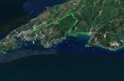 Paraggi - Eremo di Niasca - Portofino