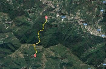 Chignero - Passo serra - Serra