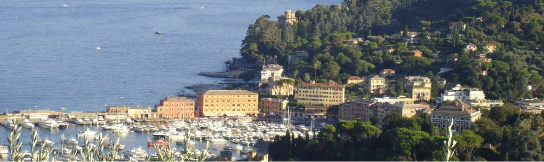 Itinerari con partenza da Santa Margherita Ligure