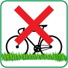 limited access to bicycles