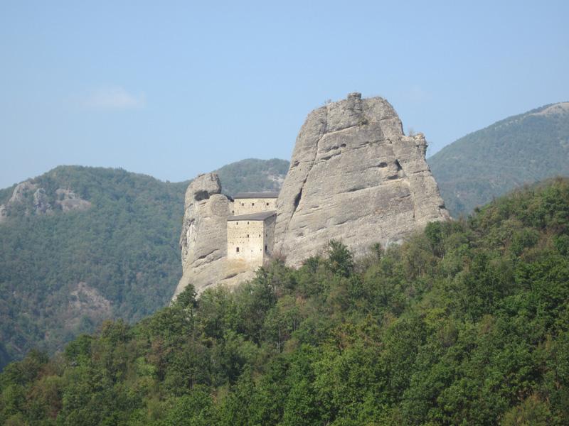 castello della pietra (Vobbia)