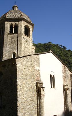 San Fruttuoso church