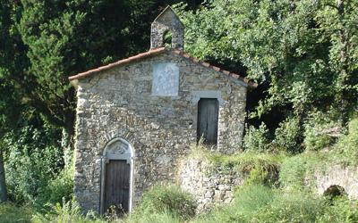 petite église Portofino vetta