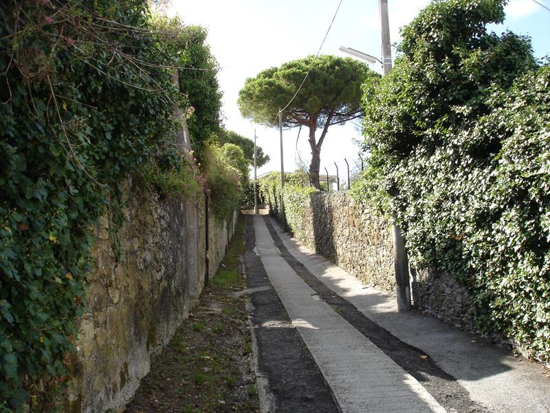 sentiero Santa Margherita Lig. Camogli