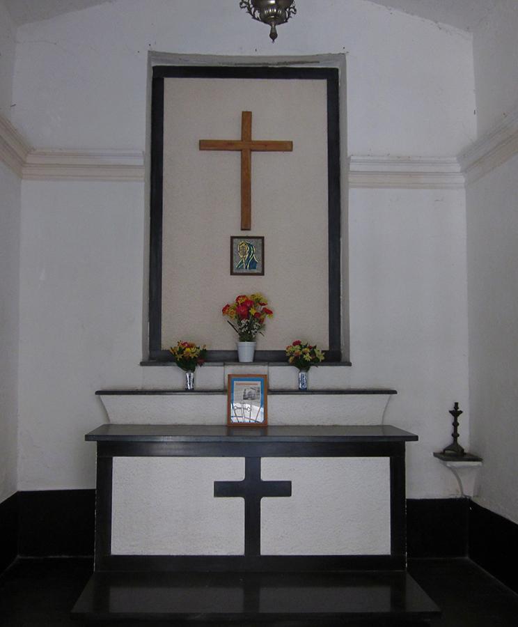 cappelletta della Crocetta