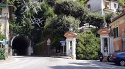 Portofino Vetta entrance