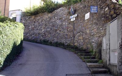 salita Montebello