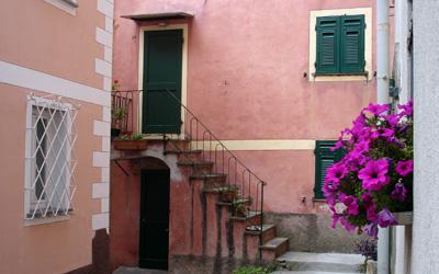 località Motola (San Rocco di Camogli)