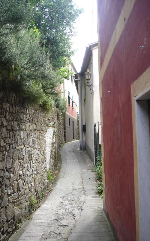 Localité Mortola dans le Parc de Portofino