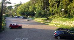 Parcheggio Portofino Vetta