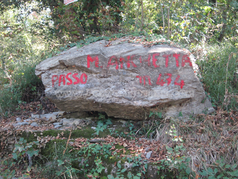 pass Anchetta