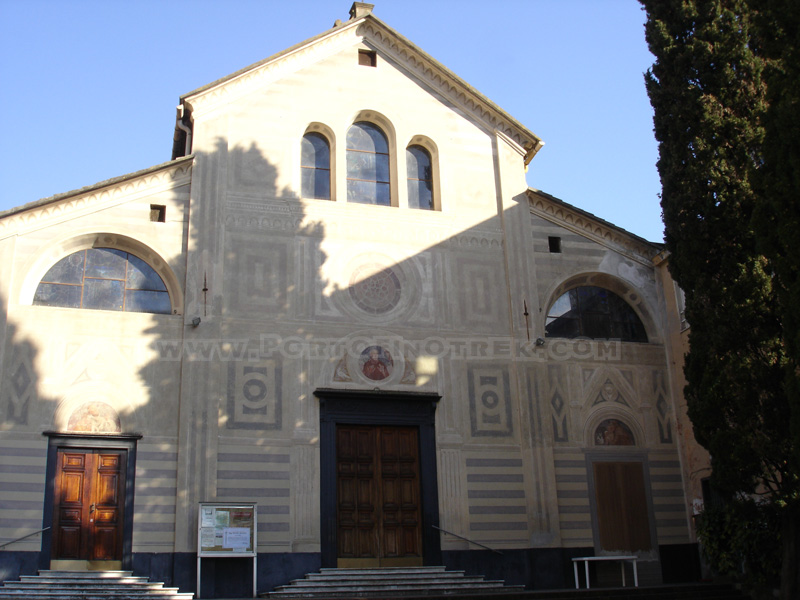 chiesa San Francesco Rapallo