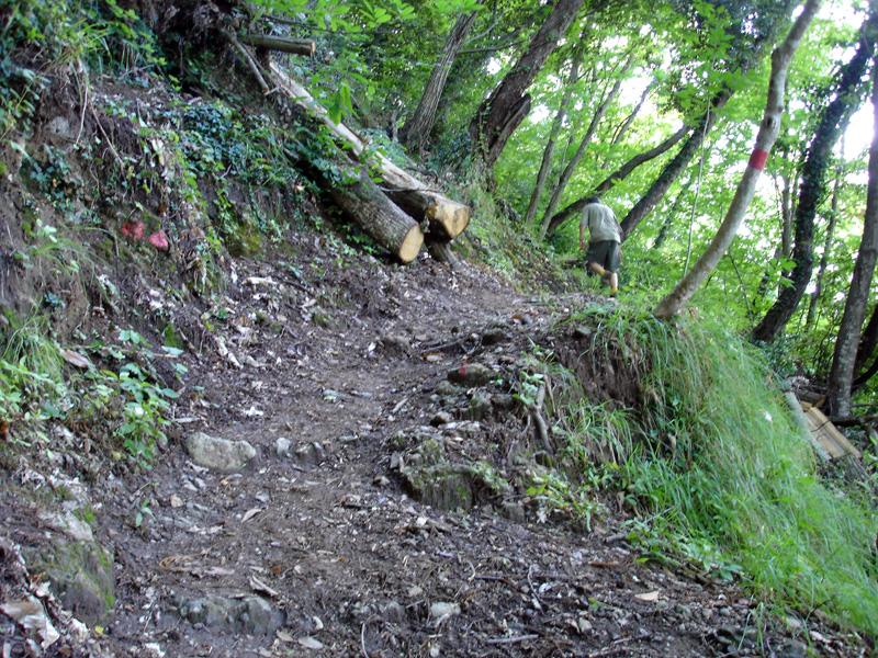 santa margherita-narrow stones