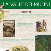 Percorso La valle dei Mulini