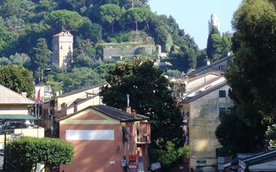 rue fondaco Portofino