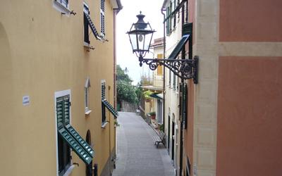 Via Galletti San Rocco di Camogli