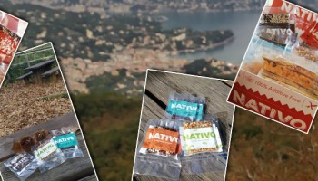 Nativo Energy: 100% natural and vegan energy bars